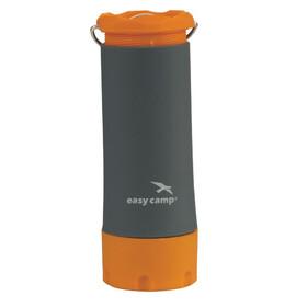 Easy Camp Habu Torch Camping verlichting grijs/oranje